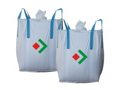 FIBC bulk bags for flour, rice, cereals